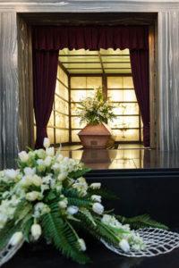 Протестантские похороны