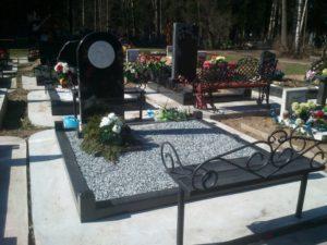 Северное кладбище СПб
