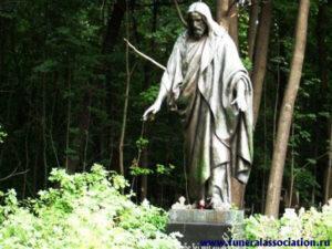 Волковское лютеранское кладбище СПб