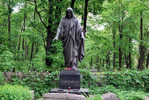 Волковское лютеранское кладбище