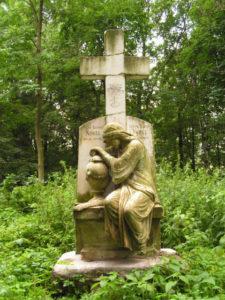 Смоленское лютеранское кладбище СПб