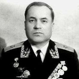 Похороны Неволина Георгия Лукича