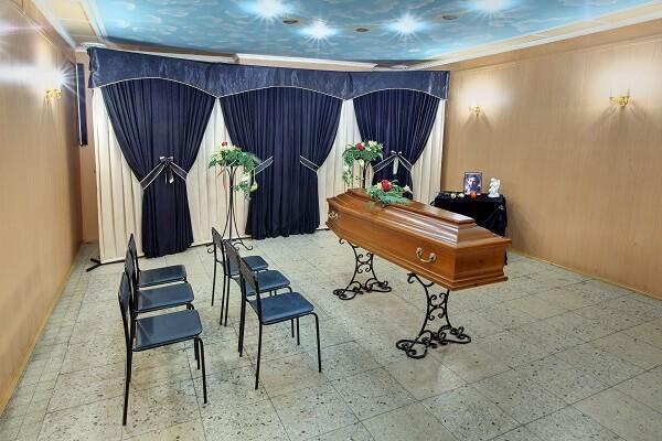 Залы прощания в СПб
