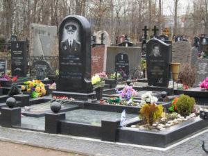 Серафимовское кладбище, СПб