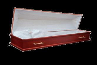 Гроб деревянный 24Г