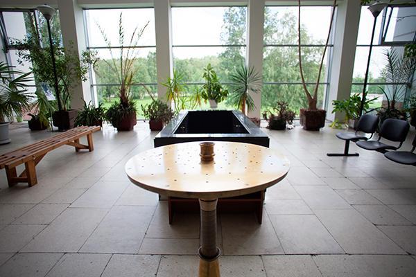 Большой зал Крематория
