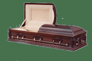 Гроб Люкс - 117000₽
