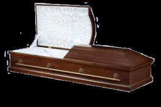 Гроб деревянный Прима - 46000 руб.
