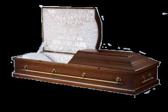 Гроб деревянный Прима 210 - 52000 руб.