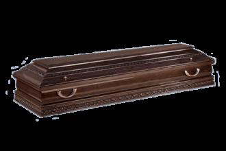 Гроб деревянный Ретта - 45500 руб.