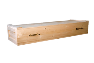 Гроб деревянный Гд-м струг - 9400 руб.