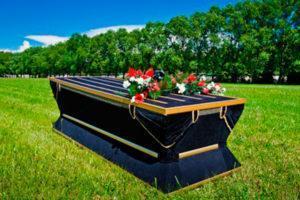 Постамент для гроба