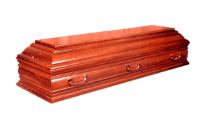 Гроб деревянный 33Г - 75000₽