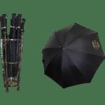 Зонтики (комплект 10 шт.) в подставках — 3000₽