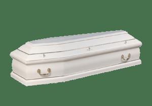 ГробДеревянный гроб со съемной крышкой