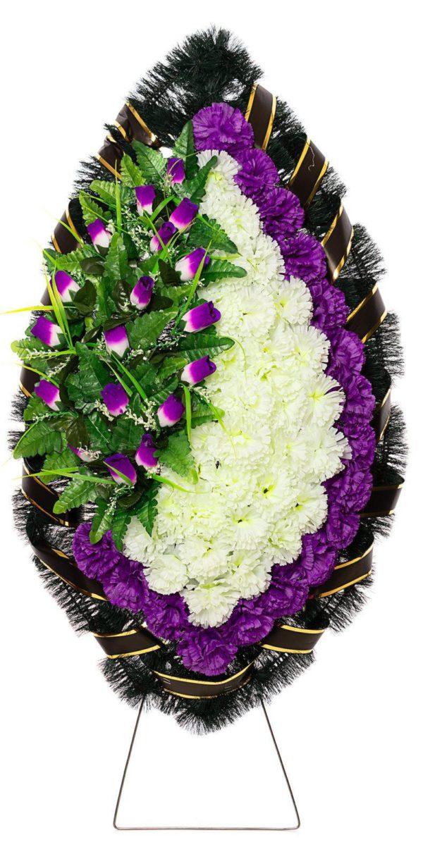 Венок на похороны