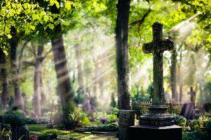 Похороны в допетровские времена