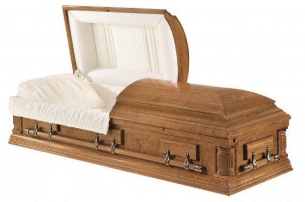 Канадский гроб