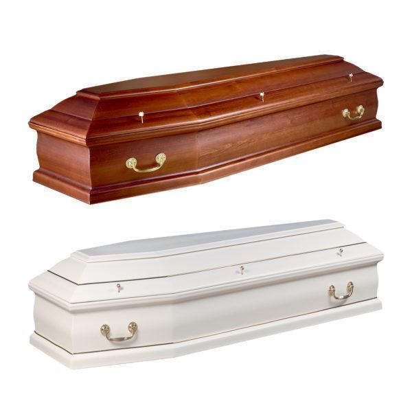 Деревянные гробы со съемной крышкой